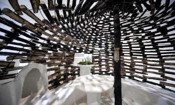 RMIT Gallery interview with Professor Fujimori about the Black Tea House