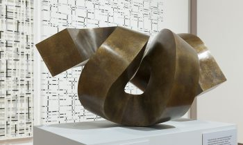 Revelations Sculpture from the RMIT Collection Panel