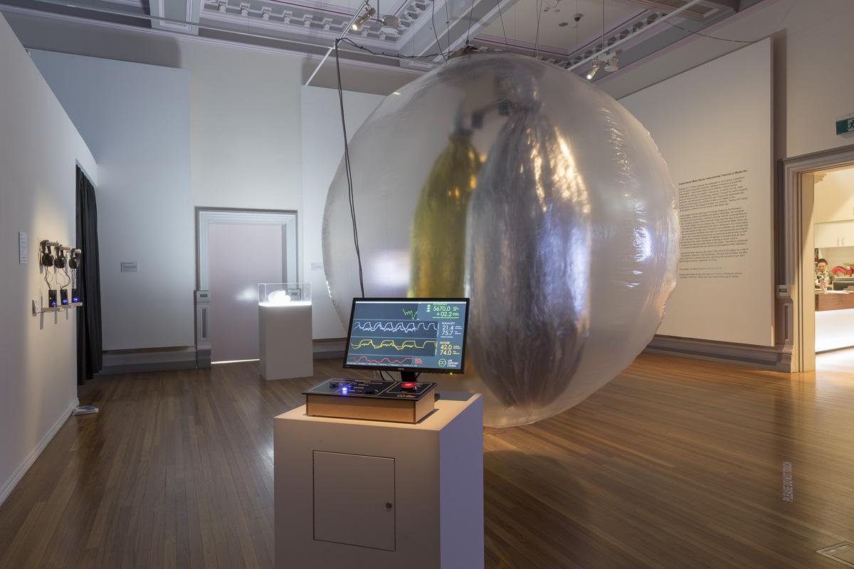 Experimenta Make Sense: International Triennial of Media Art