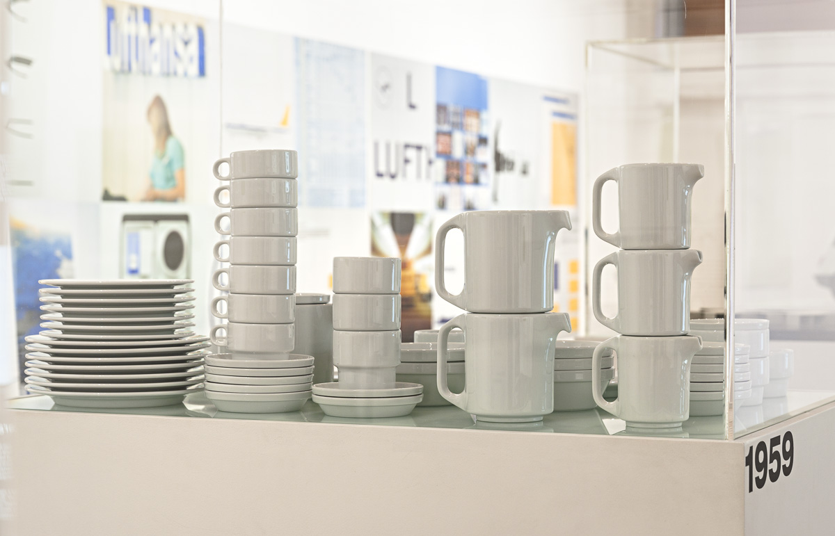 Stackable tableware TC100