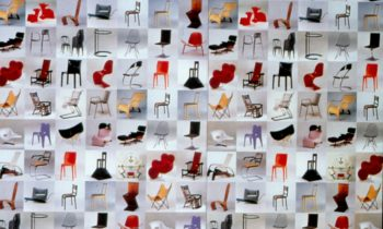 Dimensions of Design – 100 Classical Seats