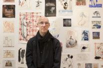 Peter Ellis: artist talk – surreal monsters.