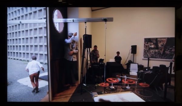 Dynamics of Air installation image,by Mark Ashkanasy,RMIT Gallery 2018.