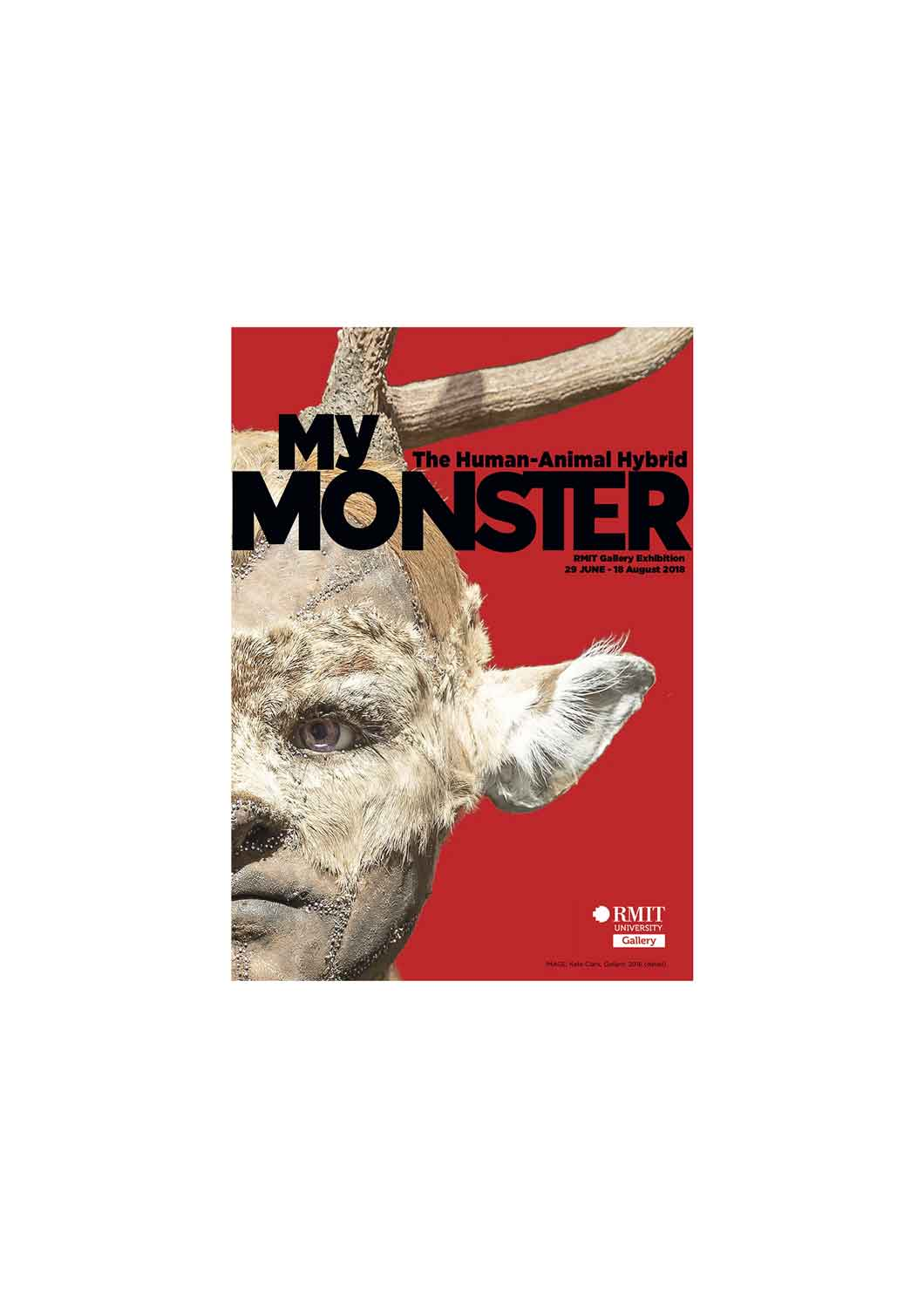 My Monster: The Human Animal Hybrid