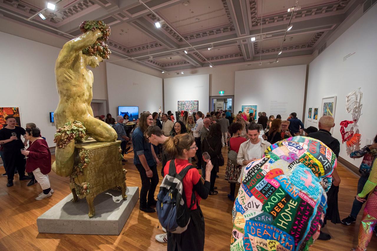Provocative Pleasure exhibition at RMIT Gallery set to intrigue