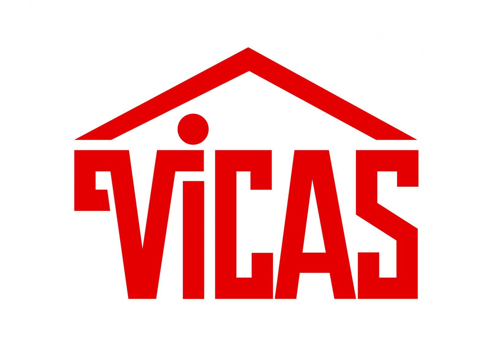 The VICAS Logo