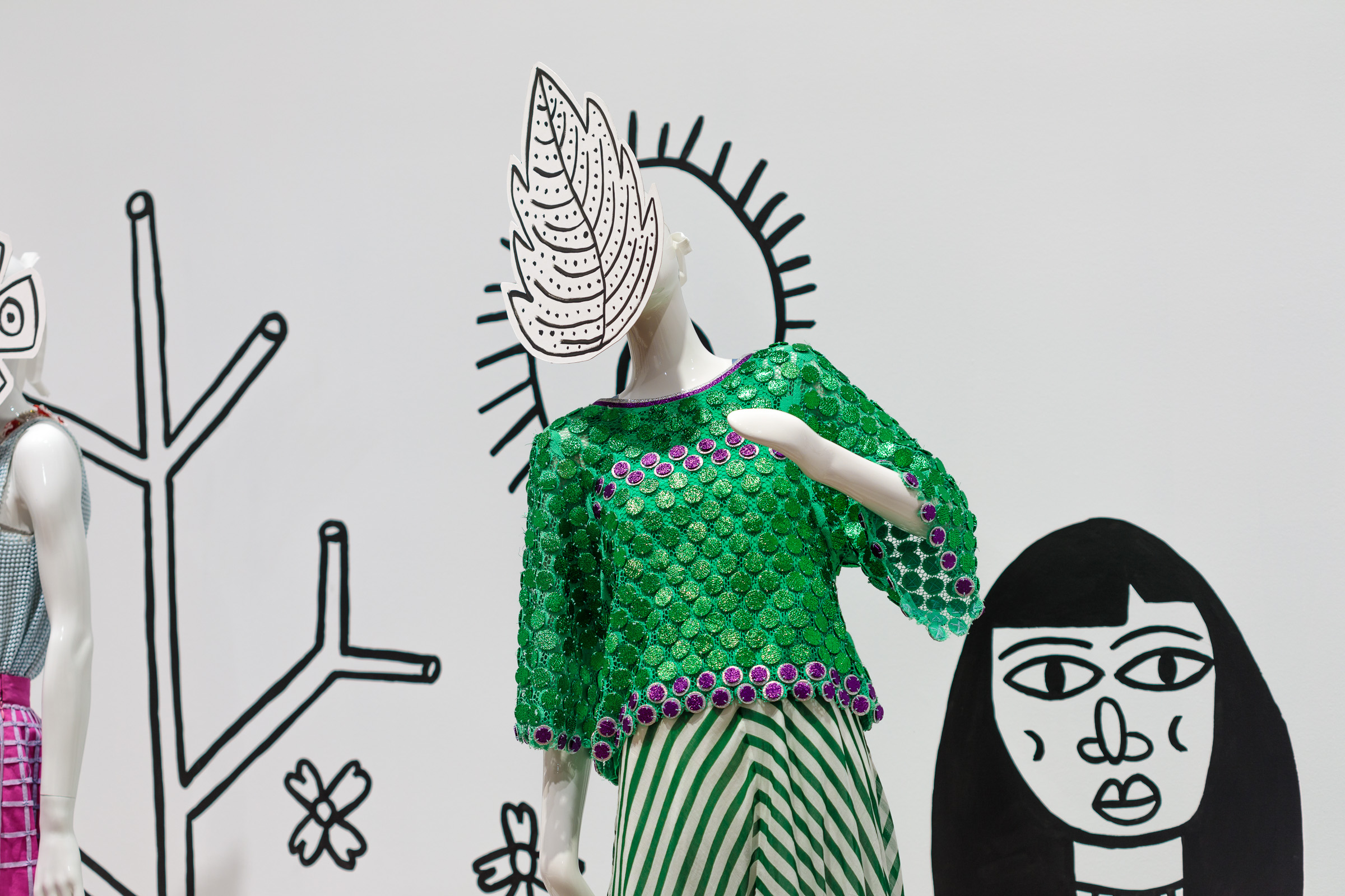 Image from Pattern & Print Exhibition